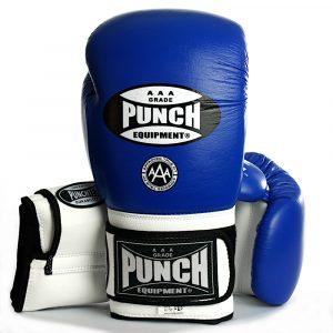 Blue Trophy Getters Gloves