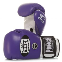 Trophy Getters Commercial Boxing Gloves – Purple