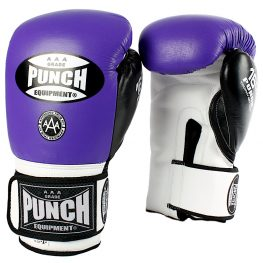 Punch Trophy Getters Boxing Gloves Purple