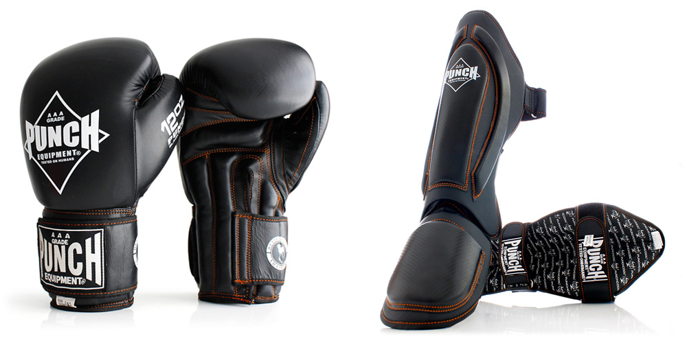 Muay Thai Gloves and Pads