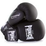 Black Armadillo Bag Glove Side