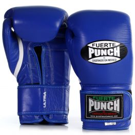 Blue Punch Mexican Gloves