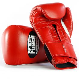Red Punch Mexican Boxing Gloves 1 2020