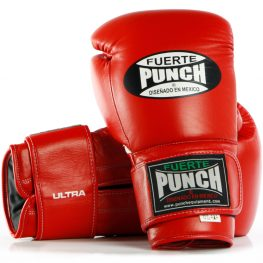 Red Punch Mexican Boxing Gloves 4 2020