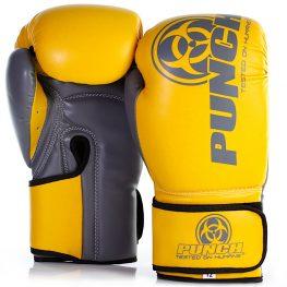 Urban Boxing Gloves Yellow Grey 1 2021