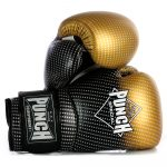 Stacked shot of the Black Diamond Special Boxing Gloves
