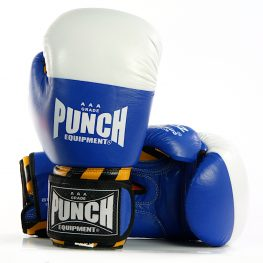 Armadillo Boxing Gloves 12oz Blue 1 2020