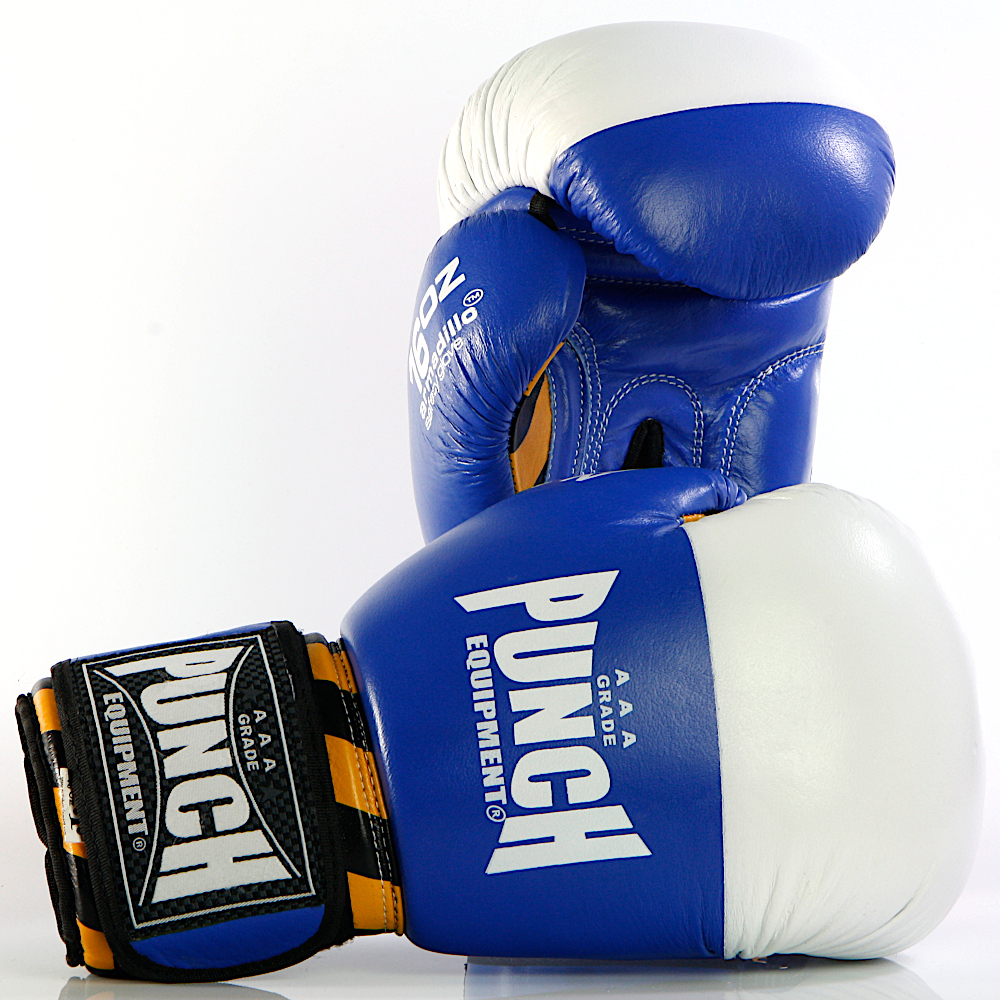 Armadillo Boxing Gloves 12oz Blue 3 2020