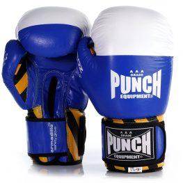 Armadillo Boxing Gloves 16oz Blue 1 2021