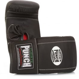 Mexican Fuerte Bag Mitts – Red Taffeta Lining