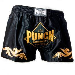 Retro Black Thai Shorts 1 2021