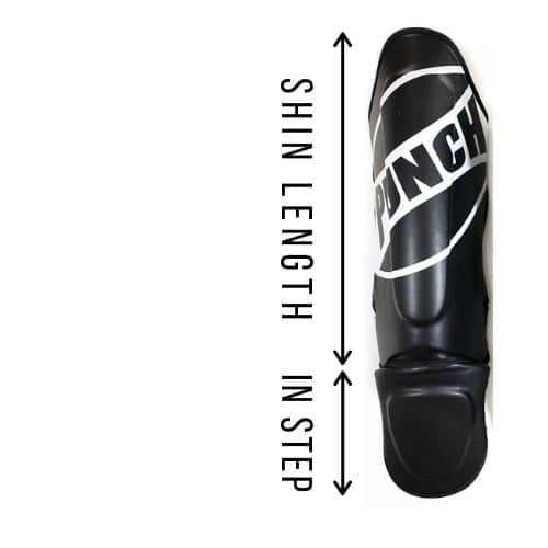 Image Punch Shin Guards / Pads
