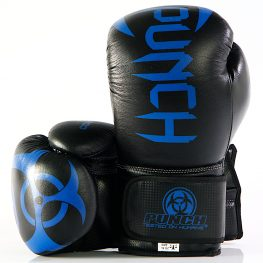 Cobra Boxing Gloves Blue 1 2020