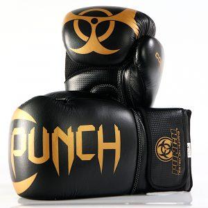Cobra Boxing Gloves Gold 1 2020
