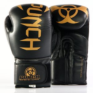 Cobra Boxing Gloves Gold 2 2020