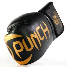 Cobra Boxing Gloves Gold 3 2020