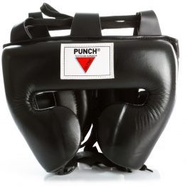 Mexican Boxing Ultra Head Gear Black 2020