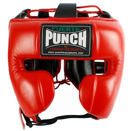 mexican-boxing-ultra-head-gear-red-1