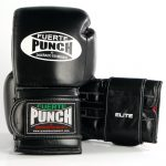 Mexican Fuerte Boxing Gloves 1 Black 2020