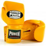 Mexican Fuerte Boxing Gloves 1 Yellow 2020