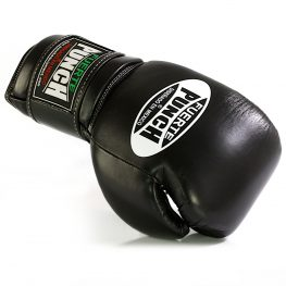 Mexican Fuerte Boxing Gloves 4 Black 2020