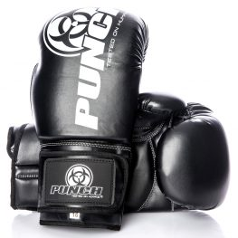 Punch Black Urban Boxing Glove