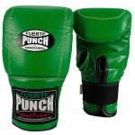 Punch Mexican Bag Mitts Green