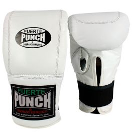 White Mexican Bag Mitts