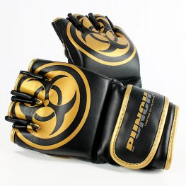 Punch Mma Gloves Urban Black Gold