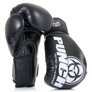 Punch Urban Boxing Gloves Black
