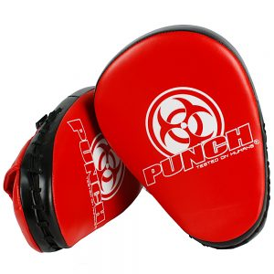 Red Urban Focus Pads Punch Online 2