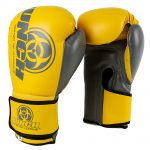 Training Boxing Gloves Yellow Grey Online