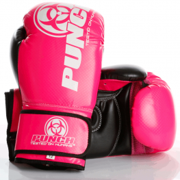 Urban Boxing Gloves Black Pink 1 2020