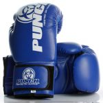 Urban Boxing Gloves Blue 1 2020