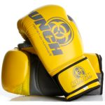 Urban Boxing Gloves Yellow Grey 1 2020