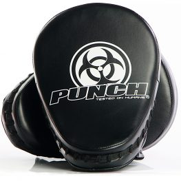 Urban Focus Boxing Pads Black 2020 1