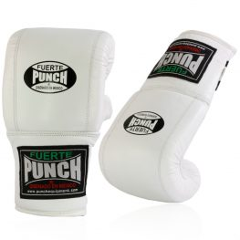 White Mex Bag Mitts 1