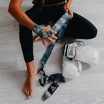 Womens Boxing Wraps and Gloves