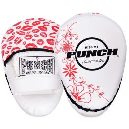 Womens Focus Pads – Lip Art – Red