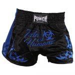 Blue Muay Thai Shorts