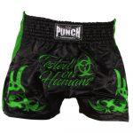 Green Muay Thai Shorts