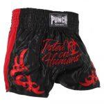 Red Muay Thai Shorts