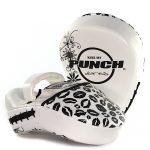 Womens Black Lip Art Boxing Focus Pads