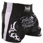 White Muay Thai Shorts