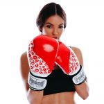 Boxing Gloves For Women Red