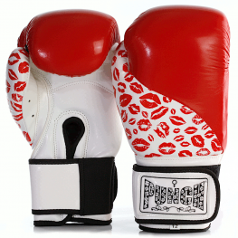 Punch Womens Red Boxing Glove 1 2021
