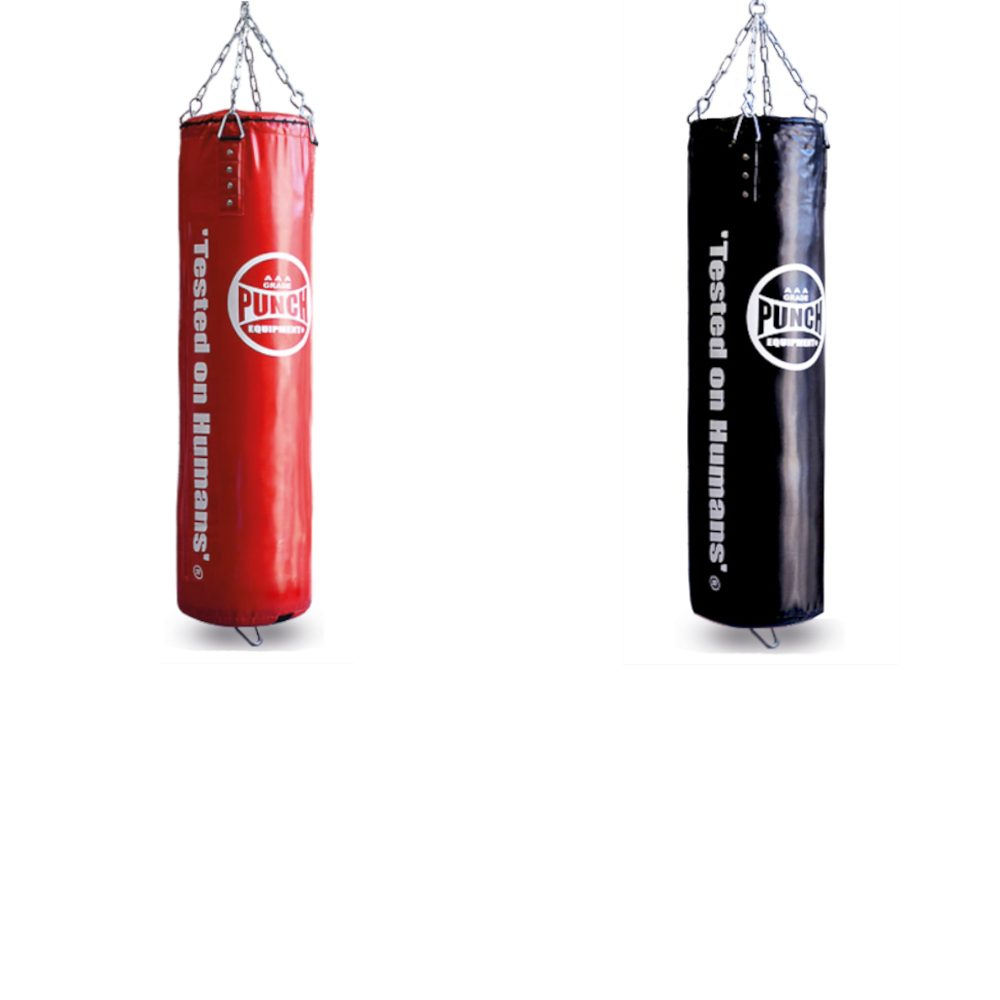 Punching Bag Trophy Getters 4ft Online Black 1