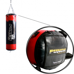 Urban Home Gym Boxing Bag 4ft V30 (Refill Pocket)