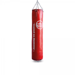 Red Boxing Punching Bag 5ft Trophy Getters