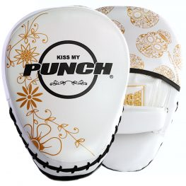 womens focus pads white gold skull 1 2021